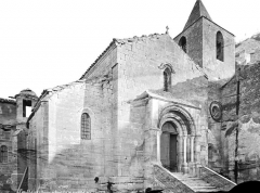 Eglise Saint-Vincent - Ensemble ouest