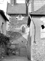 Eglise - Façade latérale sud