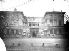 Hôtel de ville - Façade ouest