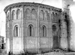 Eglise Saint-Saturnin - Abside, côté nord