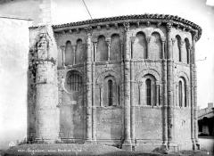 Eglise Saint-Saturnin - Abside, côté sud