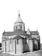 Eglise Saint-Barthélémy - Abside, ensemble