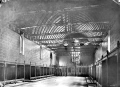 Hôtel-Dieu ou Hospices civils de Beaune - Grande salle, intérieur