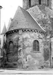 Eglise paroissiale Saint-Christophe - Abside