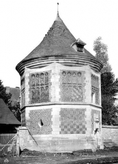 Ancien manoir des abbesses de Saint-Amand - Ensemble