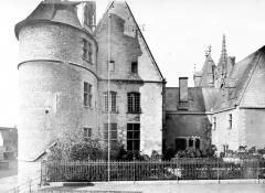 Hôtel ou Palais Jacques-Coeur - Façade sud