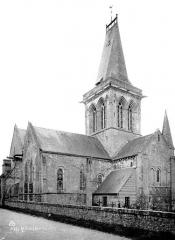 Eglise Notre-Dame - Façade sud