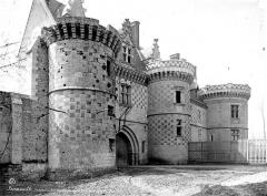 Ancienne abbaye Saint-Florentin - Ensemble