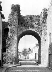Portes de Ville - Ensemble, côté ville