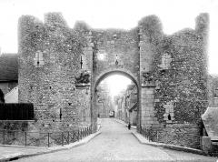 Portes de Ville - Ensemble, côté rivière