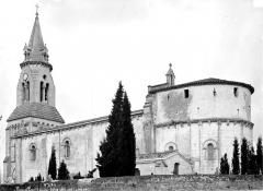 Eglise Saint-Siméon - Façade sud, ensemble