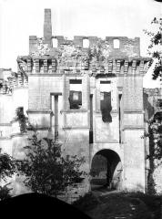 Eglise Notre-Dame - Porte d'entrée