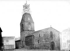 Eglise Sainte-Catherine - Ensemble nord-ouest