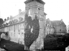 Château de Carrouges - Ensemble nord-ouest