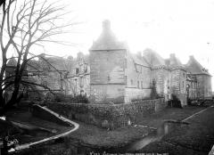 Château de Carrouges - Ensemble nord-est