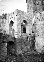 Cité de Carcassonnne - Châtelet et fortifications