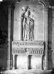 Eglise Saint-Nazaire - Tombeau de l'évêque Radulphe