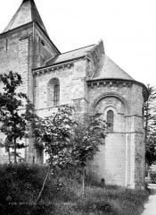 Eglise paroissiale Saint-Jean d'Abbetot - Abside