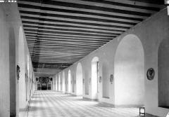 Domaine de Chenonceau - Grande galerie sur le Cher, intérieur