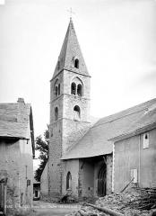 Eglise Saint-Victor - Ensemble nord-ouest
