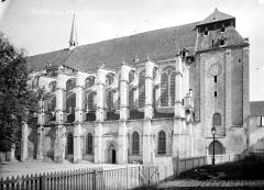 Eglise Saint-Pierre - Façade nord