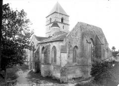 Eglise Saint-Chartier de Javarzay - Ensemble sud-est