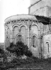 Eglise Notre-Dame - Abside, côté nord