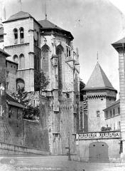Château des Ducs de Savoie - Sainte-Chapelle : Abside