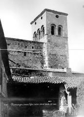 Eglise Saint-Pierre - Clocher, côté abside