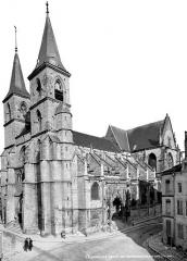 Eglise Saint-Jean-Baptiste - Ensemble sud-ouest