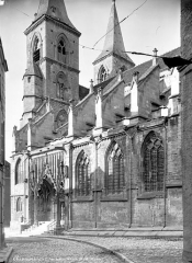 Eglise Saint-Jean-Baptiste - Façade sud