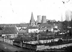 Ancien château - Vue générale