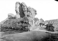 Arènes de Cimiez - Côté ouest