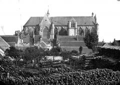 Basilique Notre-Dame - Ensemble nord