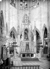 Basilique Notre-Dame - Vue intérieure du choeur