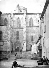Eglise Saint-Paul - Façade sud