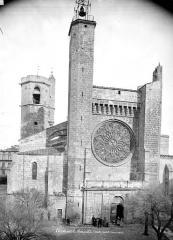 Eglise Saint-Paul - Façade ouest