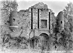 Porte de la Ville - Vue extra-muros
