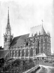 Eglise Sainte-Foy - Ensemble sud-est