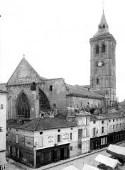Eglise Saint-Léger - Ensemble sud-ouest