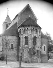 Eglise Saint-Aignan - Ensemble est