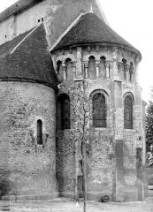 Eglise Saint-Aignan - Abside, côté sud