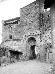 Porte de ville, dite Porte des Ormeaux - Côté nord