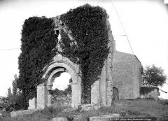 Eglise de Cornemps - Ensemble sud-ouest
