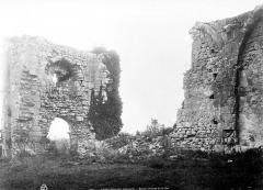 Eglise de Cornemps - Vue intérieure de la nef