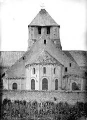 Ancienne abbaye bénédictine - Ensemble est