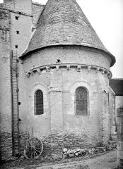Eglise paroissiale Saint-Urbain - Abside