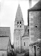 Eglise paroissiale Saint-Urbain - Clocher