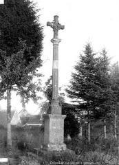Croix de cimetière - Vue d'ensemble
