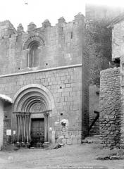 Eglise Sainte-Marie - Façade ouest